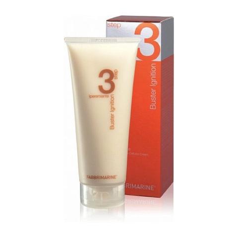 FABBRIMARINE | Крем для коррекции фигуры термоактивный «Шаг 3. Зажигание» / Step 3 Thermo Active Cellulite Cream, (200 мл)