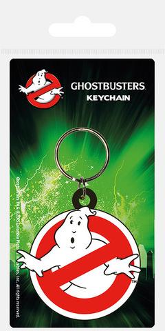 Брелок силиконовый Ghostbusters (Logo)