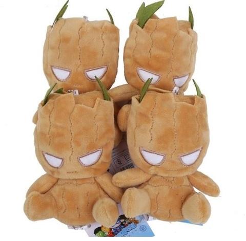 Стражи Галактики брелки игрушки — Guardians of the Galaxy Plush