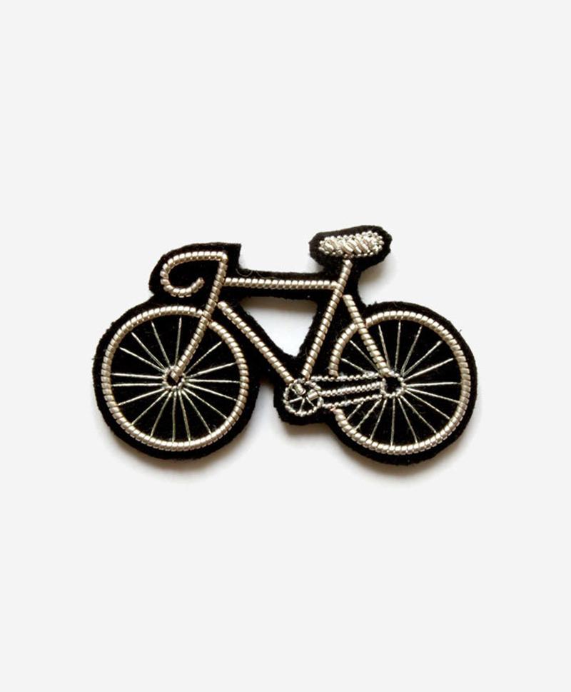 Брошь Bicycle