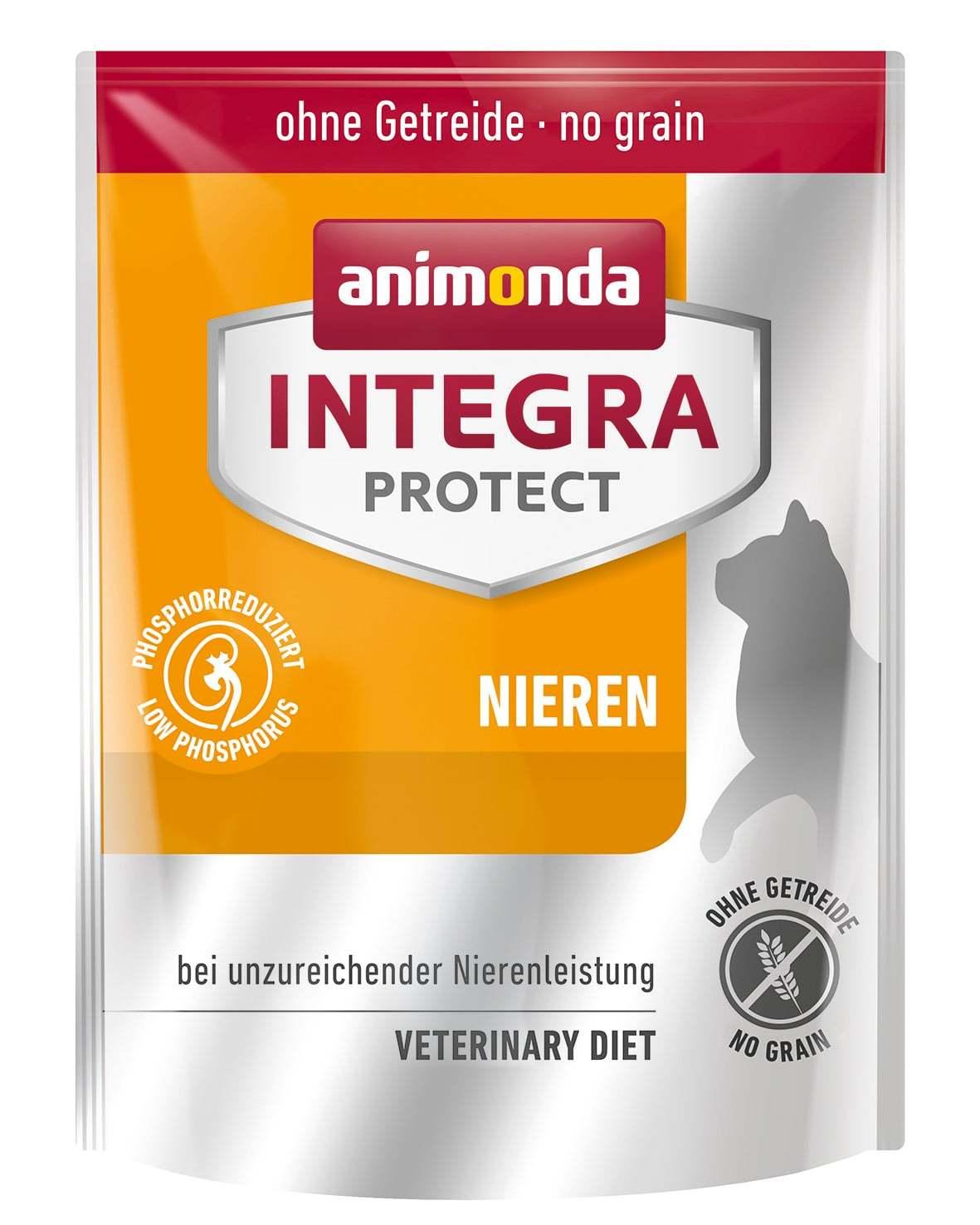 Купить Animonda Integra Protect Cat Nieren (RENAL) для кошек