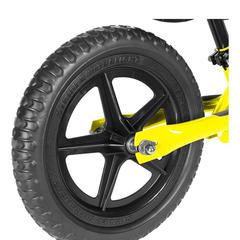 strider sport 12 yellow 2016 желтый заднее колесо и вилка