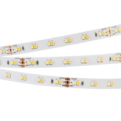 Светодиодная лента RT 6-5000 24V White-MIX 2x (3528, 120 LED/m, LUX) (ARL, 9.6 Вт/м, IP20)