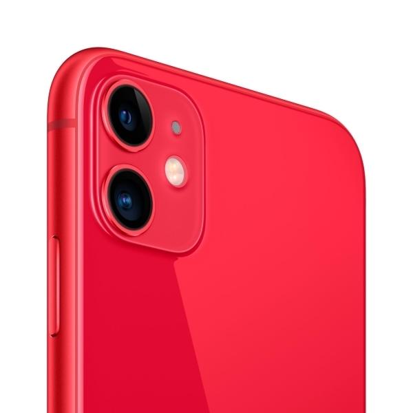 Новый Apple iPhone 11 64 ГБ красный (обменка ростест)