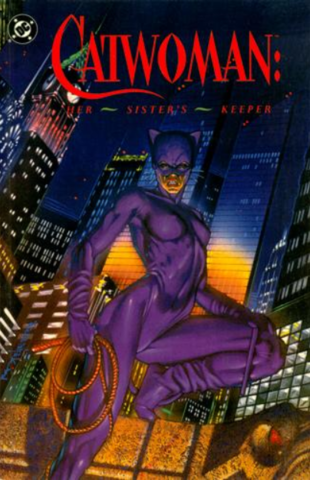 Catwoman: Her Sister's Keeper