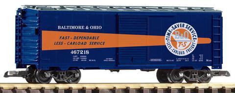 Piko 38828 Грузовой вагон B&O для перевозки крупногабаритных грузов с открывающейся дверью,  1:22,5