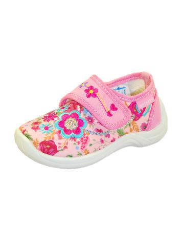 Туфли Котофей для девочек текстильные