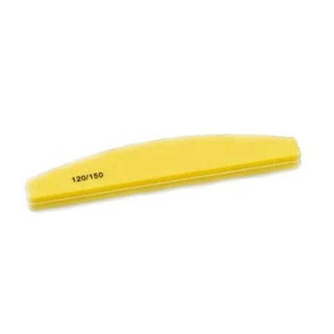 Блок шлифовочный банан 120/150 (желтый)