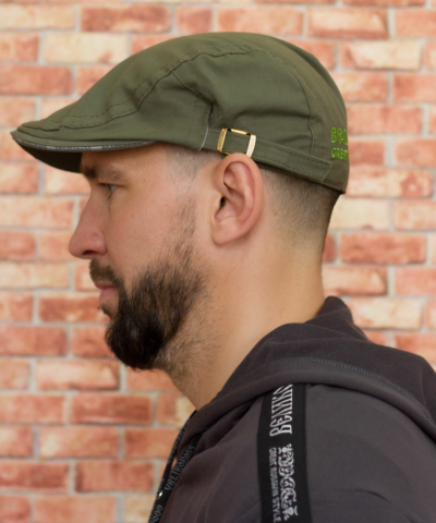 Кепка Ростовская зелёный хаки «Весенний призыв»