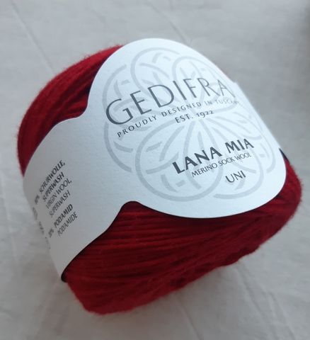 Gedifra Lana Mia Uni 907