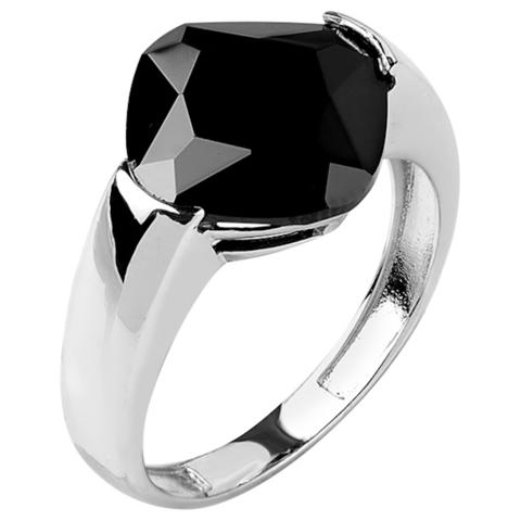 Кольцо из серебра с нано шпинелью Арт.1136н-шп