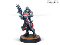 Heckler (вооружен Combi Rifle, Hacker)