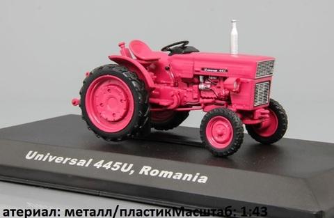 Модель Трактор №77 Universa(история, люди, машины)