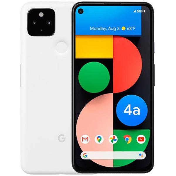 Pixel 4A 5G Google Pixel 4A 5G 6/128GB White (Белый) белый.jpeg