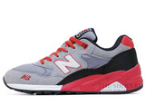 Кроссовки Мужские New Balance 580 Elite Edition Grey Black Red White