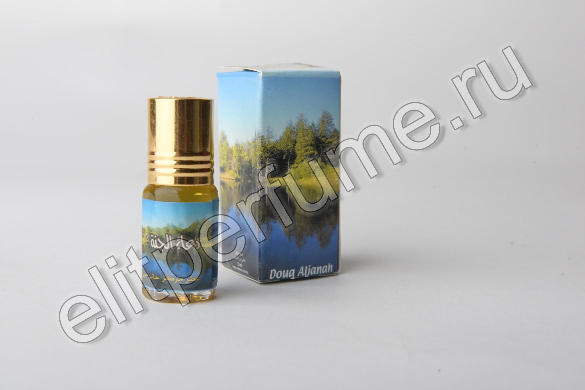 Doua AlJanah  3 мл арабские масляные духи от Захра Zahra Perfumes