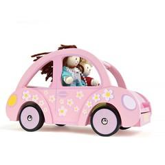 Машинка для девочки Автомобиль Софи с багажом, Le Toy Van