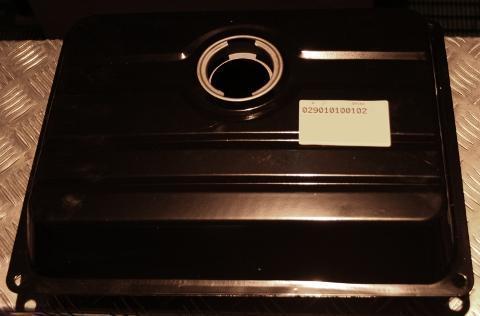 Бак топливный DDE GG1300 6 L (029010100102)