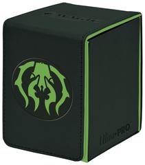 Ultra Pro - Кожаная коробочка Golgari (100 карт)