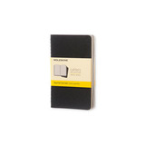 Блокнот Moleskine Cahier Pocket клетка (QP312)