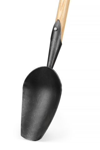 Садовая лопатка DeWit рукоятка из ясеня 400мм