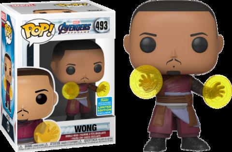 Фигурка Funko Pop! Marvel: Avengers: Endgame - Wong (Excl. to San Diego Comic Con)