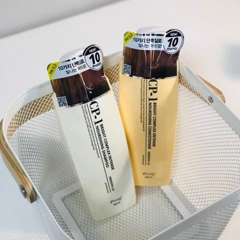 Купить Протеиновый набор CP-1 для восстановления волос (шампунь + кондиционер) в Pretty Cosmetics