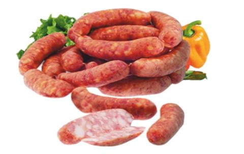Колбаски полукопченые