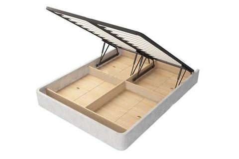 Кровать без изголовья RaiBox с подъемным механизмом