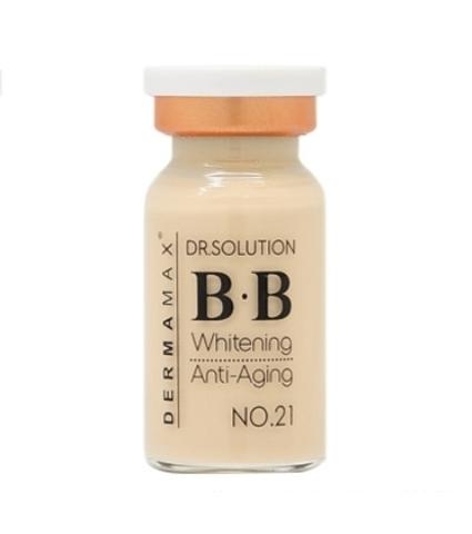 ВВ сыворотка DERMAMAX PREMIUM SPECIAL B.B. тон № 21 (1 ампула 8 мл)
