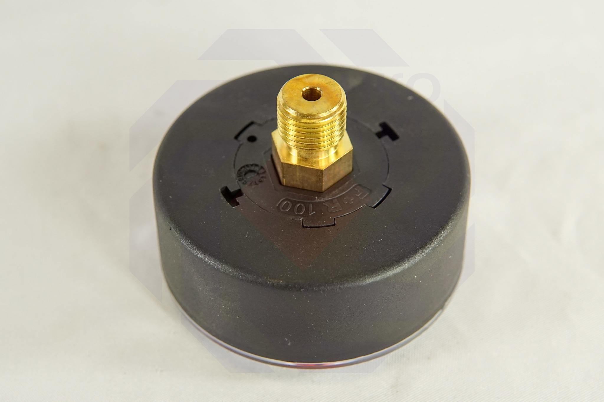Манометр аксиальный WATTS MHA 63/4 (F+R101) 0-4 бар 63 мм ¼