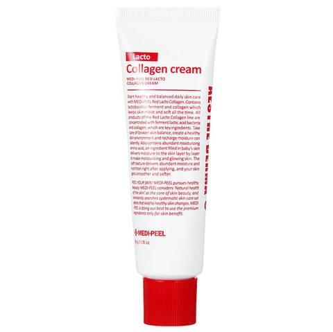 Medi-Peel Red Lacto Collagen Cream Укрепляющий крем с коллагеном и лактобактериями