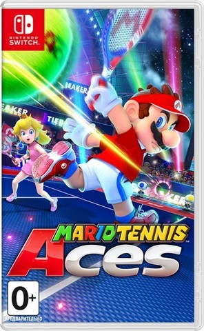 Mario Tennis Aces (Nintendo Switch, русская версия)