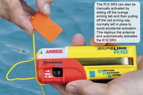 Kannad Marine R10 AIS MOB Device