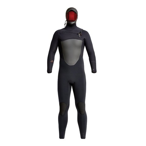 Гидрокостюм мужской с капюшоном XCEL DRYLOCK X HOODED 5/4мм