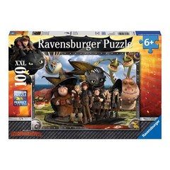 Puzzle How to Train your Dragon2 100 pcs