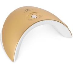"""TNL, Лампа UV/LED """"Mood"""" 36 W, золотая"""