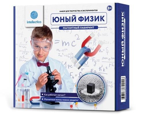 """""""Магнитный лабиринт"""" набор для экспериментов"""