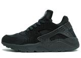 Кроссовки Женские Nike Air Huarache Black All