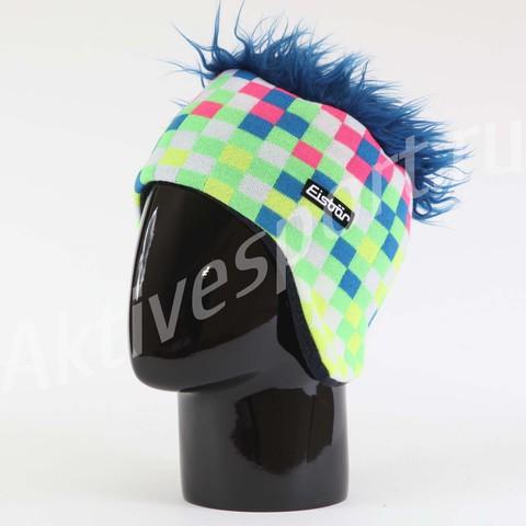 Картинка шапка с ушами Eisbar pixel cocker 900 - 1