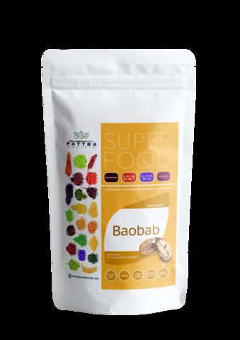 Порошок из плодов Баобаба 75 гр