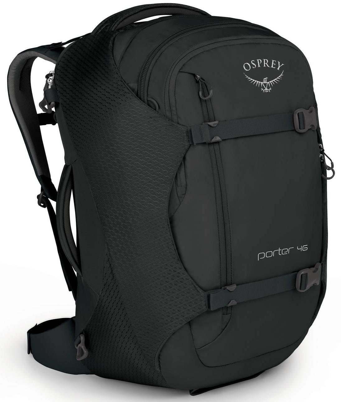 Сумки-рюкзаки Сумка-рюкзак Osprey Porter 46 Black Porter_46_F17_Side_Black_web.jpg