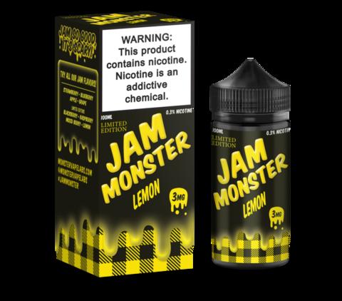 Жидкость Jam Monster 100 мл Lemon