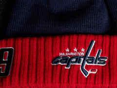 Шапка NHL Washington Capitals № 9