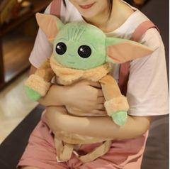 Мандалорец рюкзак игрушка малыш Йода