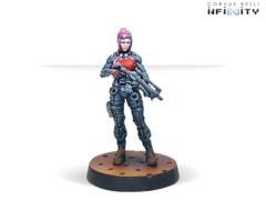 Securitate (вооружена Combi Rifle)