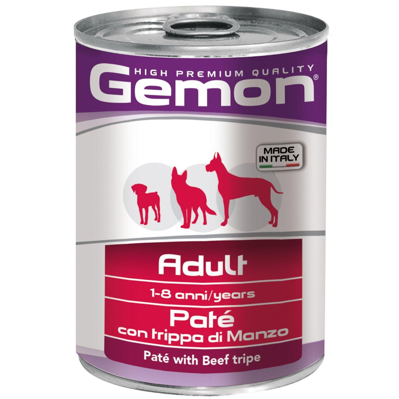 Gemon Консервы для собак Gemon Dog паштет говяжий рубец 70387804_1.jpeg