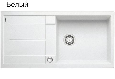 Мойка Blanco Metra XL 6S Белый