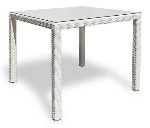 стол из искусственного ротанга