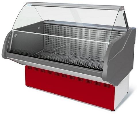 Холодильная витрина Илеть new ВХН-1,5    ( до - 18 )